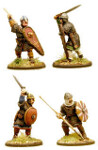 Anglo-Danish Huscarls with Spears (Hearthguard)
