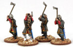 Varangian Guard with Axes (Hearthguard)