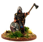 Norse Gael Warlord with Dane Axe