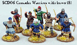Crusader Sergeants with Bows (Warriors)