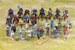Moor Starter Warband (4 points)