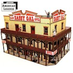 The Sassy Gal Saloon