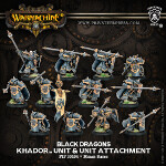 Iron Fang Pikemen / Black Dragons