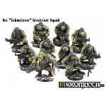 Orc Schmeisser Greatcoats Squad (10) [armoured bodies]