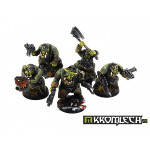 Orc Assault Greatcoat Squad (10) [armoured bodies]