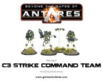 C3 Strike Command Team