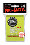 Pro Matte Bright Yellow DPD