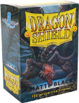 Dragon Shield 100 Box - Matte Black
