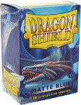 Dragon Shield 100 Box - Matte Blue