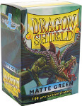 Dragon Shield 100 Box - Matte Green