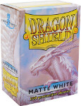 Dragon Shield 100 Box - Matte White