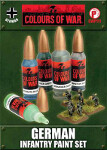 German Infantry Paint Set (CWP111)