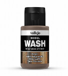 Vallejo Model Wash 35ml - Oiled Earth Wash