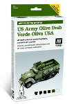AFV Painting System - Army Olive Drab