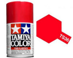Tamiya Acrylic Spray - TS-36 Flourescent Red (Courier Only)