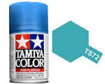 Tamiya Acrylic Spray - TS-72 Clear Blue (Courier Only)