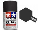 Tamiya Acrylic Spray - TS-82 Rubber Black (Courier Only)
