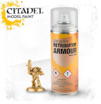 Citadel Spray: Retributor Armour (Courier Only)