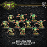 Croak Raiders