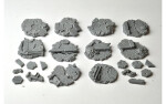 Hyper-City 25mm Base Toppers (10)