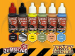 Warpaints: Zombicide Survivor Paint Set