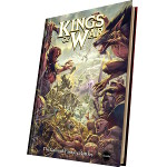 Kings of War 2nd Edition Hardback Rulebook