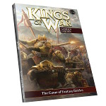 Kings of War 2nd Edition Softback Rulebook