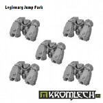 Legionary Jump Packs