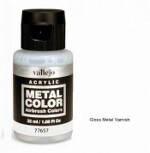 Metal Color - Gloss Metal Varnish 32ml