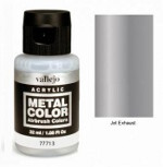 Metal Color - Jet Exhaust 32ml