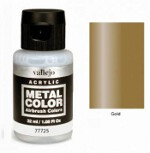 Metal Color - Gold 32ml