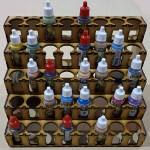 Paint Rack 40: Vallejo/Warpaint Size