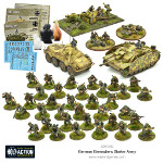 Bolt Action Starter Army - Fallschirmjager