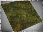 Mousepad games mat, size 3x3, Swamp theme