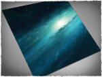 Mousepad games mat, size 3x3, Supernova theme