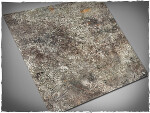 Mousepad games mat, size 3x3, Urban Ruins theme