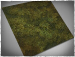 Mousepad games mat, size 4x4, Swamp theme