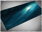 Mousepad games mat, size 3x6, Supernova theme