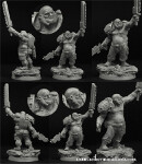 SF Cossack Ogre #1