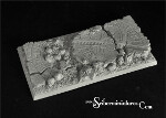 Egyptian Ruins Square Bases 95mm/45mm #2