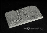 Egyptian Ruins 95 mm/45mm square base #1 (New Version)