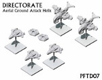 The Directorate Aerial Ground Attack Helix