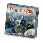 Ticket To Ride: United Kingdom Expansion