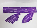 Space-Wing Templates (Purple)