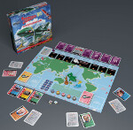 Thunderbirds: Co-operative Board Game