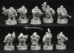 SF Dwarf Marines set1