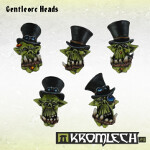 Gentleorc Heads (10)