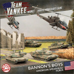 Bannon's Boys - American Spearhead Force (TUSAB1)