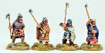 Harald Hardradda's Varangian Guard with Axes