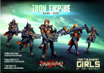 Iron Empire Reapers - Troops